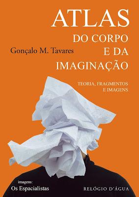 Atlas do Corpo e da Imaginação CAPA