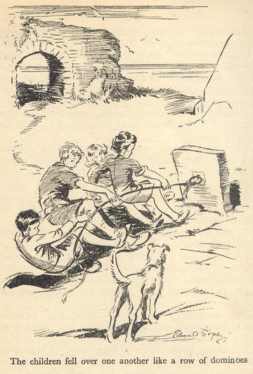 five illustration