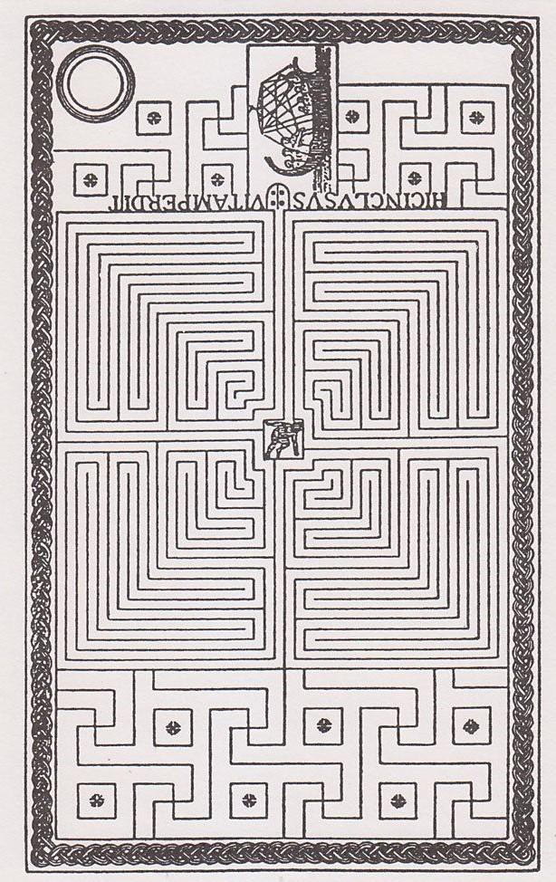 naft labirinto